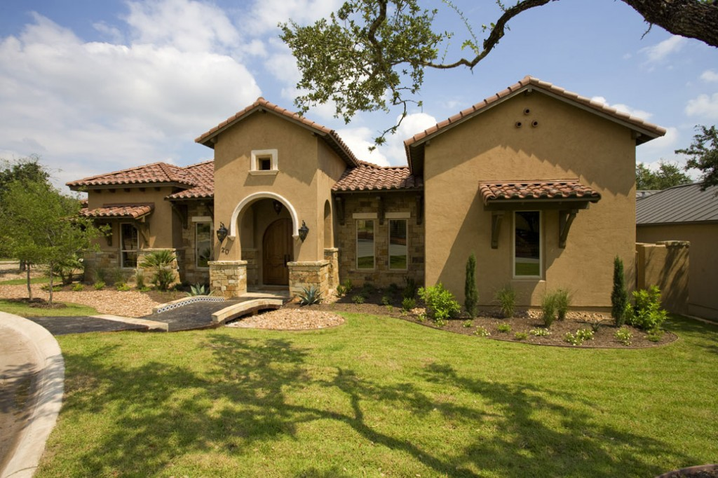 21 top photos ideas for spanish colonial homes home for Custom colonial homes