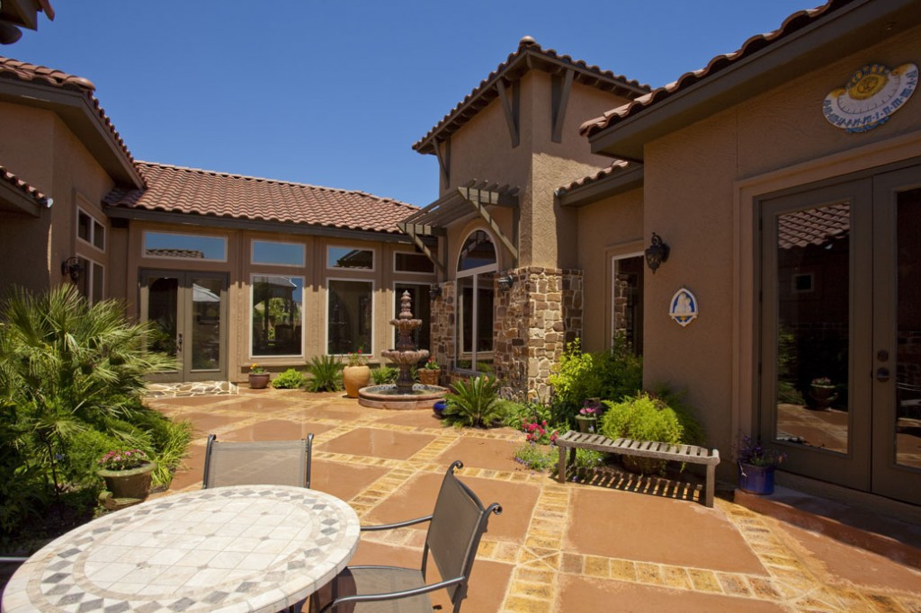 Jim boles custom home builder san antonio boerne tx for Tuscan style homes