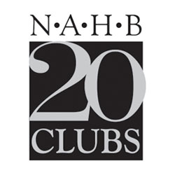 National Association of Home Builders 20 Clubs