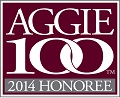 Aggie 100 2014 Honoree